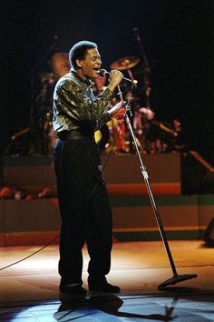 Al Jarreau released his first album at age 35.