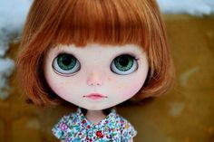 Custom Blythe Doll -- Morgan