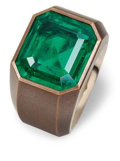 emerald - white gold - copper 2011