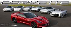 NCM Bash - April 25-27, 2013 - marks rollout of next model year Corvette with special seminars and events,  corvettemuseum.org