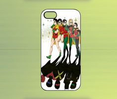 Robin Gank Case For IPHONE 5, IPHONE 4/4S,