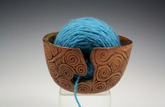 YARN BOWLS - Kulshan Clayworks