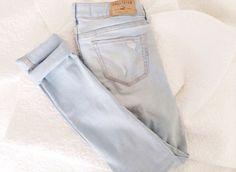 Image de jeans, fashion, and hollister