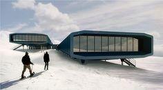 Brasil lança pedra fundamental de nova estação na Antártica