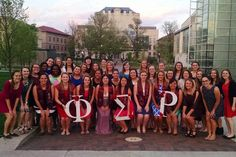 Sending congratulations to our graduating Ohio State sisters!