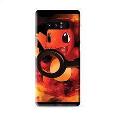 Pokemon charmander ball Samsung Galaxy Note 8 3D Case Caseperson