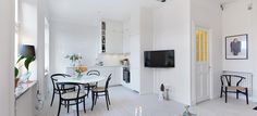 walk in closet pisos con estilo interiores pisos pequeños estilo escandinavo decoración pisos pequeños decoración mini pisos decoración interiores blog decoración nórdica