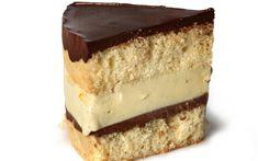Boston Ice Cream Pie Cake Recipe - Chowhound