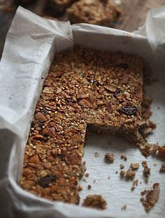 Tropical Chewy Granola Bars   23 Delicious DIY Granola Bar Recipes
