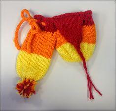 Crochet cock pattern