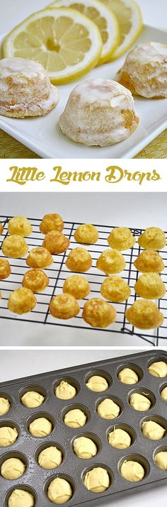 Little Lemon Drops