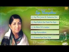 Evergreen Hits Of Lata Mangeshkar | Bollywood Songs | Lata Mangeshkar - YouTube