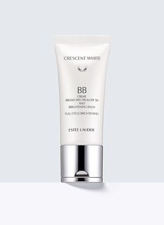 Crescent White Full Cycle Brightening BB Creme and Brightening Balm SPF 50 4.4 out of 5 (43) READ REVIEWS BENEFITS PROTECTS, PERFECTS AND HIGHLIGHTS—ALL IN ONE.  PRODUCT DETAILS 1.0 oz.   $50.00