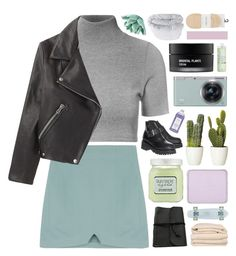 """""""blue tide pulling me under."""" by annamari-a ❤ liked on Polyvore featuring Glamorous, Opening Ceremony, Laura Mercier, shu uemura, Samsung, Williams-Sonoma, Fekkai, Koh Gen Do, Soft-Tex and Calvin Klein"""