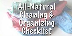 Natural Home Organization
