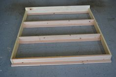 how to make a plate rack
