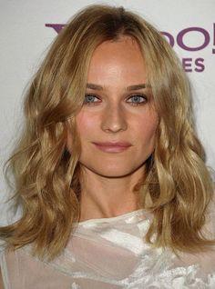 Hairstyle Inspiration Diane Kruger <3