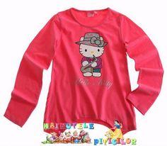 Bluza Hello Kitty Hello Kitty T Shirt, Manga, Onesies, Graphic Sweatshirt, Sweatshirts, Sweaters, 2013, Clothes, Fashion