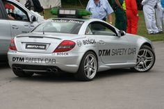 MB_SLK_R171_F1_Safety_Car Goodwood