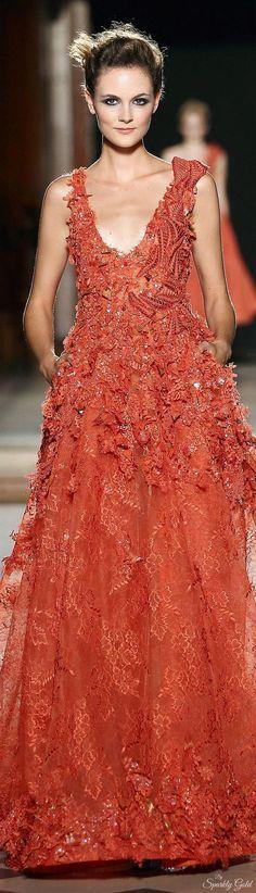 Tony Ward Fall 2015 Couture