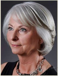 women over 70 hairstyles | Stylish haircuts for women over 50 Picture Hairstyles