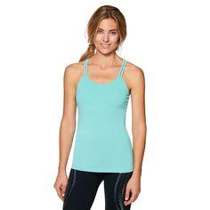 Women's Shape Active Noctilucent Ombre Workout Tank, Size: