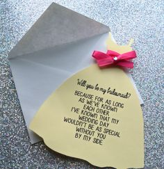 Will+you+be+my+bridesmaid/maid+of+honor+by+InnovativeGoodies,+$3.85