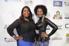 "Blue Carpet Premier for ""Singles Forum of Atlanta"" talk show"
