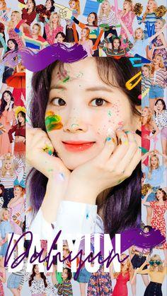 Kpop Girl Groups, Korean Girl Groups, Kpop Girls, Special Wallpaper, Twice Fanart, Twice Album, Twice Once, Twice Dahyun, Twice Kpop