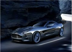 7th most expensive car in the world. Aston Martin One-77 : Price - $1,400,000