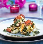 """Get the recipe: Grilled Shrimp """"Chimichurri by MCC Chef Rick Bayless #macys #recipe"""