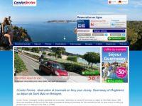 Avec Condor Ferries, changez d'air en quelques heures et faites gratuitement votre promo sur RDINews: http://rdinews.com