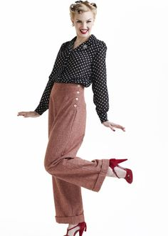 Very sweet trousers @ 20th century foxy