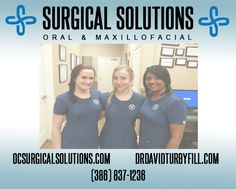 Fractures of the bones of the face are treated in a manner similar to the fractures in other parts of the body. www.ocsurgicalsolutions.com | (386) 837-1236