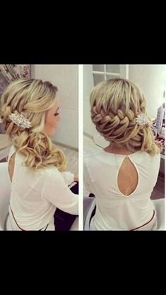 30 Hottest Bridesmaid Hairstyles For Long Hair