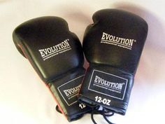 Buy Evolution Professional equipment - Boxing gloves - Red 12 OZ - brand new - as per photo for R200.00