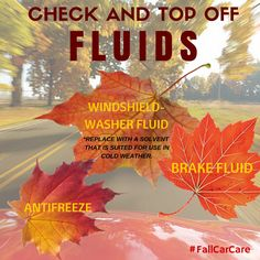 Fallcarcare Carcare Automotive Maintenance Tips Fall Autumn Cars Autos