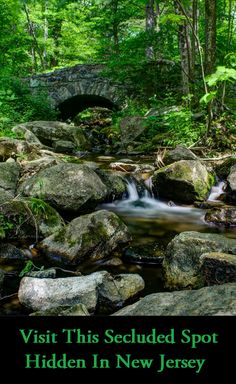 New Jersey | Hiking | Fishing | Nature | Outdoors | Secluded | Relaxation | Peaceful | Park