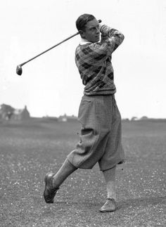 Henry Cotton who won the British Open three times at St Andrews in Fife Cotton known as 'the Maestro' demanded better treatment for golfing...