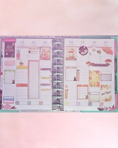 Mon planner de la semaine du 23 au 29 septembre 2019 :) Friday Saturday Sunday, Monday Tuesday Wednesday, Thursday, Hello Friday, Quitter, Planner Layout, Curly Blonde, Layouts, September