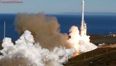 SpaceX to launch Taiwanese satellite, land rocket stage