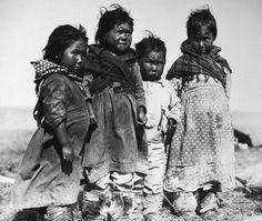 Kinderen van de Ungava schiereiland