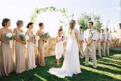 Deer Valley Wedding from Honey of a Thousand Flowers + Leo Patrone