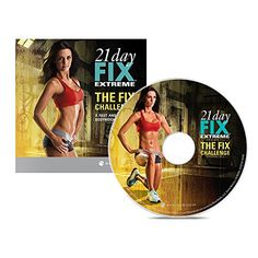 21 Day Fix EXTREME The Fix Challenge DVD Workout - http://fitness-super-market.com/?product=21-day-fix-extreme-the-fix-challenge-dvd-workout