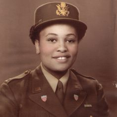 CPT Dovey (Johnson) Roundtree, WAAC/WAC, a native of Charlotte, NC, was a graduate of Spelman College in Atlanta and a protégée of the influential African American educator, Mary McLeod Bethune, when she was selected as a member of the first class of officer candidates of the WAAC in 1942. After the war, CPT Roundtree used the G.I. Bill to attend Howard University Law School. When she graduated with her law degree in 1950, there were only 83 black women lawyers in the United States.