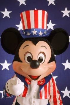 Independence Day at Walt Disney World - A Disney Moms Thoughts
