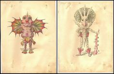 Mardi Gras Costume and Float Designs from New Orleans in 1873 Mardi Gras Costumes, Masquerade Costumes, Carnival Costumes, Fancy Dress Ball, Pet Parade, Mardi Gras Parade, Sea Dragon, Weird Creatures, Mythical Creatures