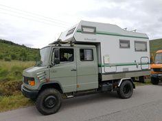 Mercedes Camper, Mercedes Van, Vintage Campers Trailers, Camper Trailers, Vanz, Adventure Campers, Bus House, Camper Van Conversion Diy, Cool Campers