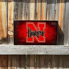 Nebraska Cornhuskers Huskers University of by MegAndMosClubhouse