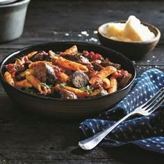 Italian night just got more delicious with the flavorful taste of Johnsonville Italian Sausage.  Allrecipes.com